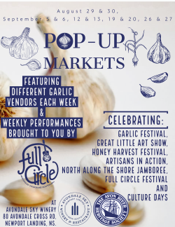 Garlic Pop-Up Market